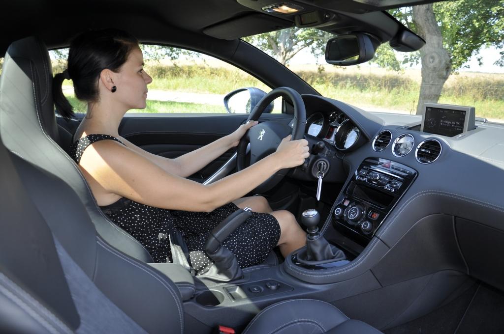 Fahrbericht Peugeot RCZ: Warum bauen die Franzosen die schönsten Autos?