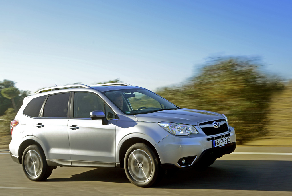 Fahrbericht Subaru Forester 2.0 X Platinum: Bodenständig