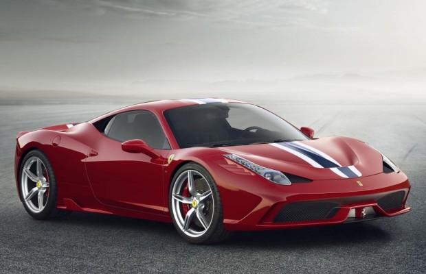 Ferrari fächert das Angebot seines V8-Sportwagens 458 weiter auf. Der 458 Speciale ist die bislang kompromissloste Variante des Boliden