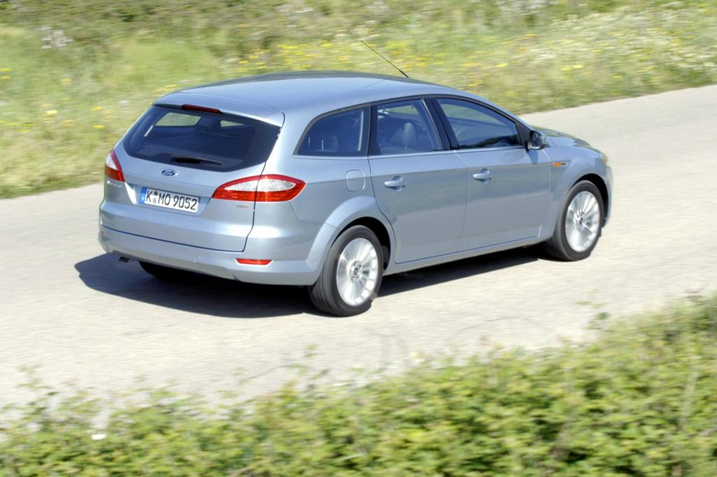 Ford Mondeo Turnier Generation 4 ab 2007