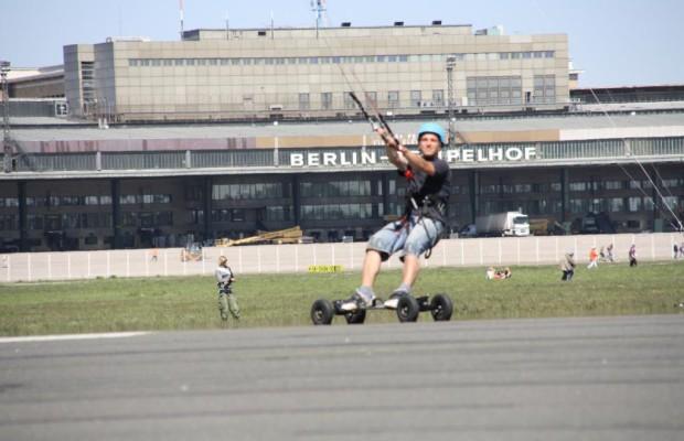 Formel E auf dem Flughafen Tempelhof