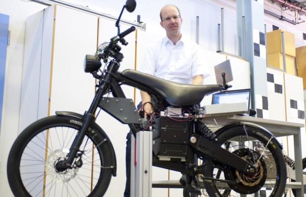 Forschung für Allradantrieb am E-Bike