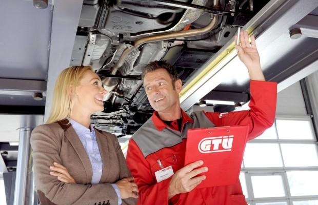 GTÜ führt 50 Millionen Hauptuntersuchungen durch
