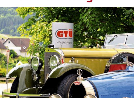 GTÜ gibt kostenfreien Oldtimer-Ratgeber heraus