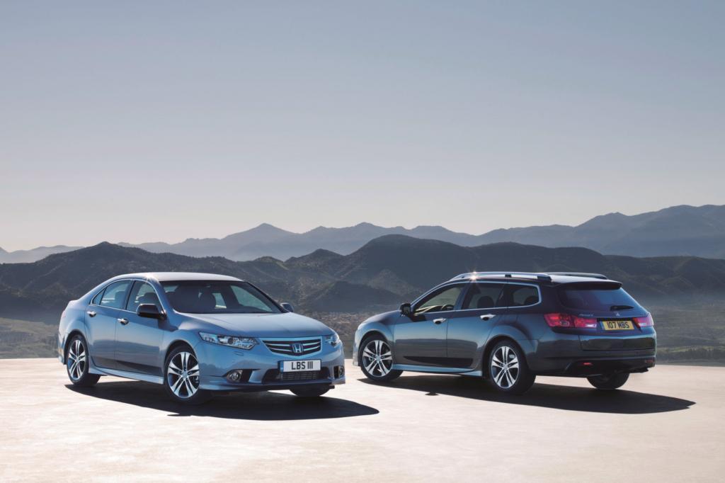 Gebrauchtwagencheck: Honda Accord - Gute Leistung im Akkord
