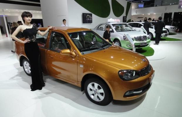 Geely entwickelt mit Volvo Pkw für den Exportmarkt