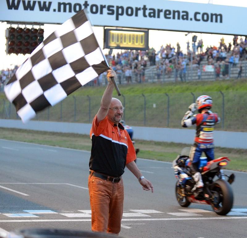 German Speedweek: Suzuki gewinnt Acht-Stunden-Rennen