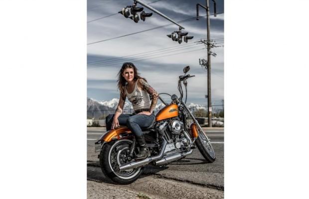 Harley Davidson frischt Sportster auf - ABS fast immer serienmäßig