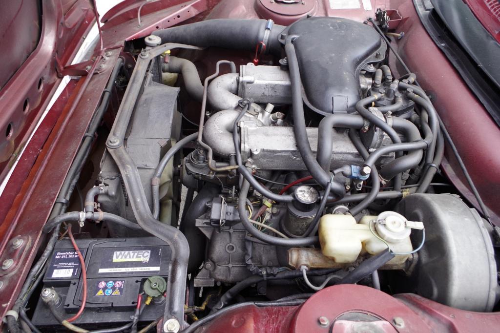 Heute ist er eine Rarität, vor allem in der vornehmen V6-Version.