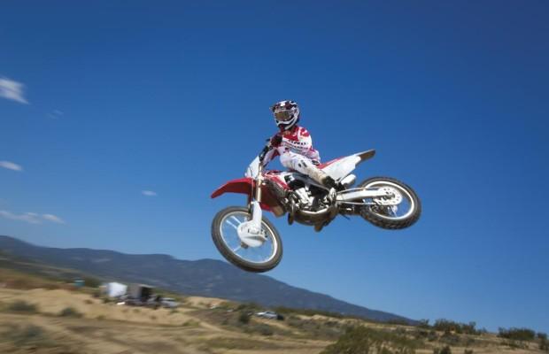 Honda hat Motocross-Angebot überarbeitet