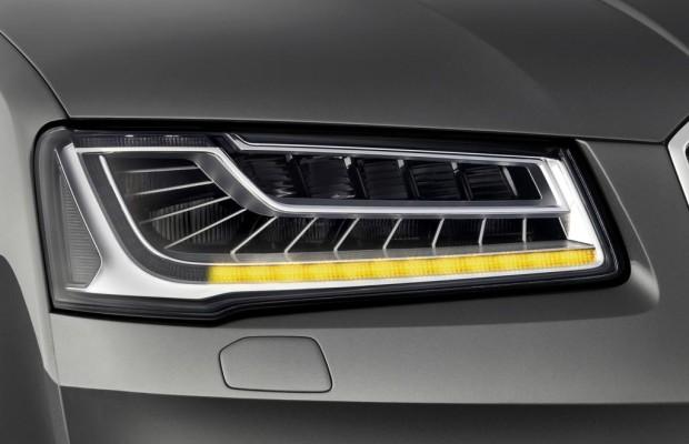 IAA 2013: Audi A8 - Richtungsweisend