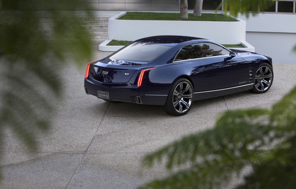 IAA 2013: Cadillac bringt neuen CTS und Range-Extender-Coupé nach Europa