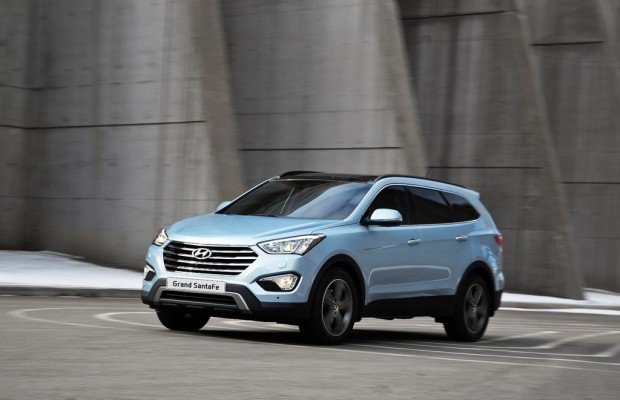 IAA 2013: Hyundai peppt den i10 auf und streckt den Santa Fe