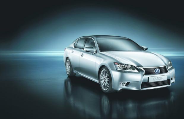 IAA 2013: Lexus enthüllt Konzeptfahrzeug