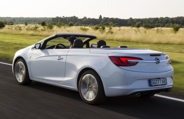 IAA 2013: Opel Cascada bekommt Leistungsspritze
