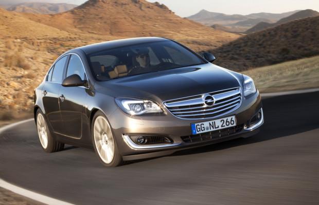 IAA 2013: Opel Insignia trumpft mit A+ auf