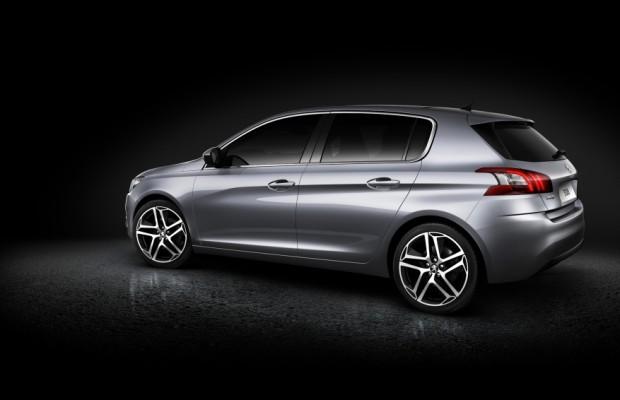 IAA 2013: Peugeot 308 feiert Weltpremiere