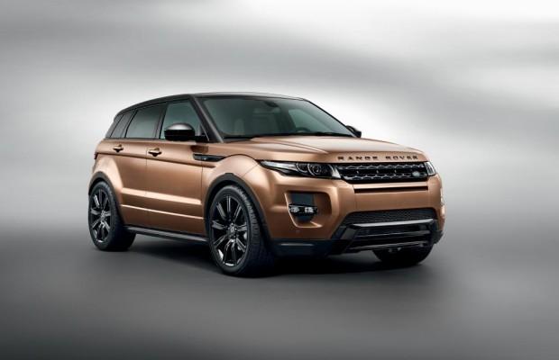 IAA 2013: Range Rover Evoque im neuen Modelljahr mit Neungang-Automatik