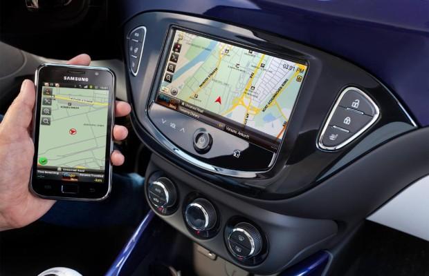 IAA 2013: Schnittstellen als Schlüssel neuer Funktionen im Auto