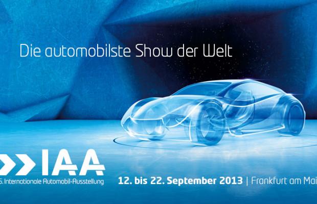 IAA 2013: Sonderveranstaltungen laden zum Mitmachen ein