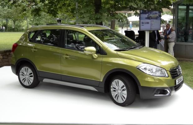 IAA 2013: Suzuki startet mit dem SX4
