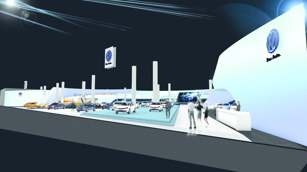 IAA 2013: Volkswagen möchte elektrisieren