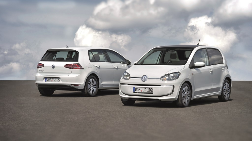 IAA 2013: Volkswagen präsentiert die Drei-Euro-Autos