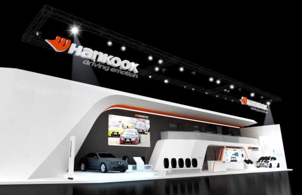 IAA: Hankook präsentiert neue Serienreifen und Reifenkonzepte