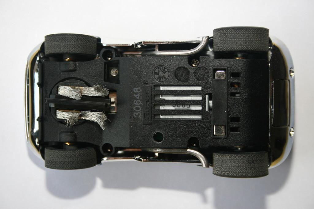 Im Slot: Cheetah von Carrera mit Chromeffekt