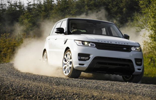 JD Power Studie: Range Rover mit höchster Punktzahl