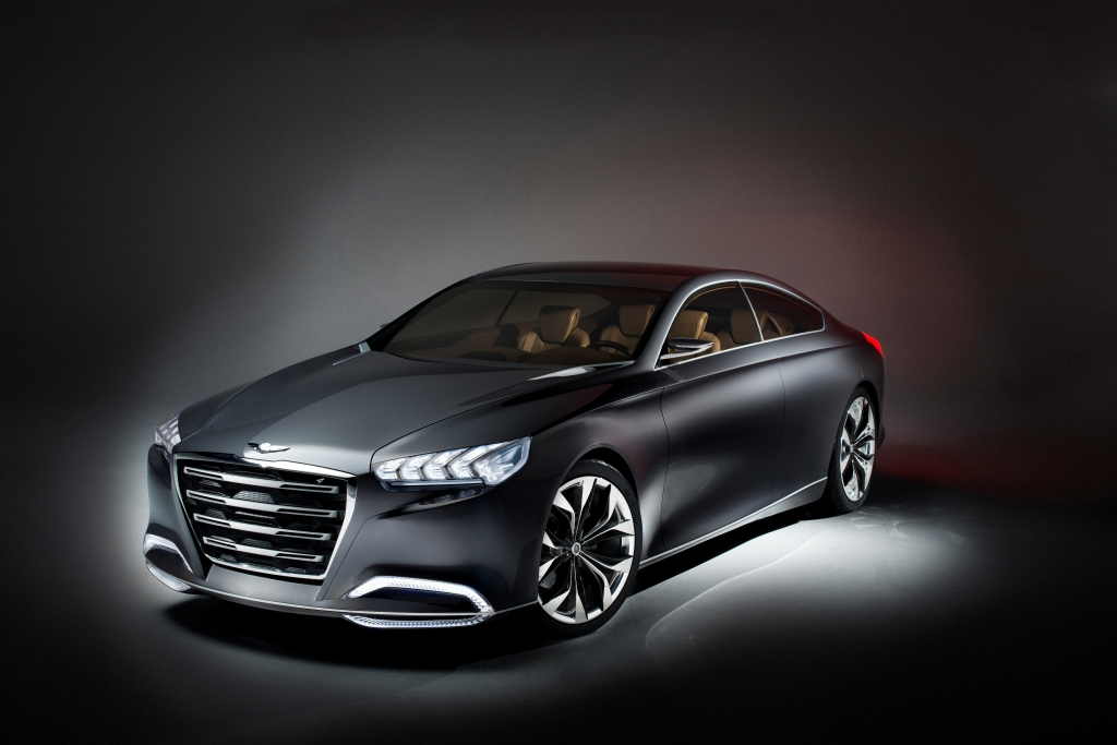 Jagd auf den 3er – Hyundai plant Premium-Mittelklasse mit Heckantrieb