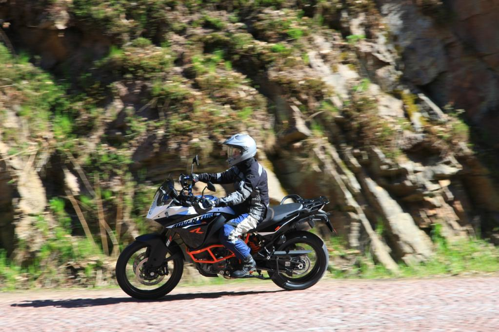 KTM 1190 Adventure R: Abenteuer im R-Format