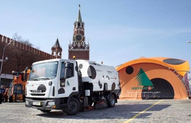 Kehraus in Moskau mit Erdgas