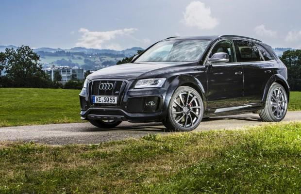 Kraftkur von Abt für den Audi SQ5