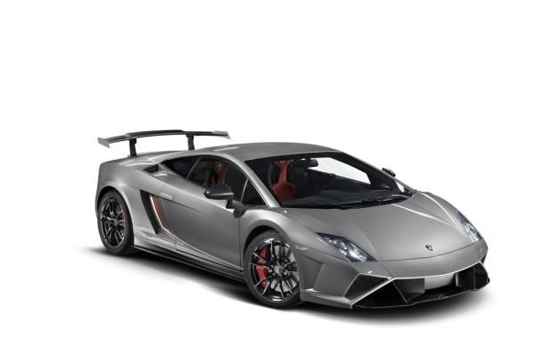 Lamborghini Gallardo Squadra Corse - Straßenmodell mit Rennwagengenen