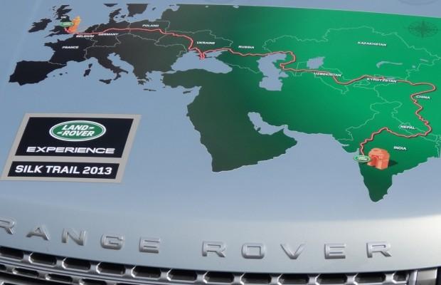 Land Rover Experience-Tour 2013: In fünfzig Tagen nach Mumbay