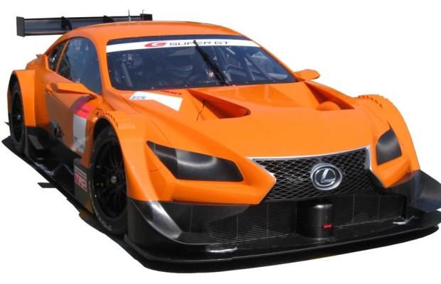 Lexus entwickelt neuen Rennwagen