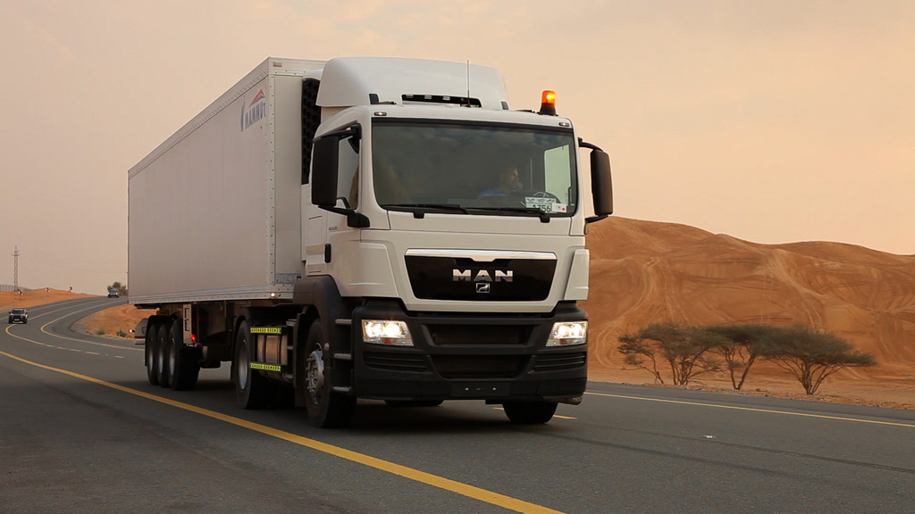 MAN liefert 440 Lkw nach Saudi Arabien