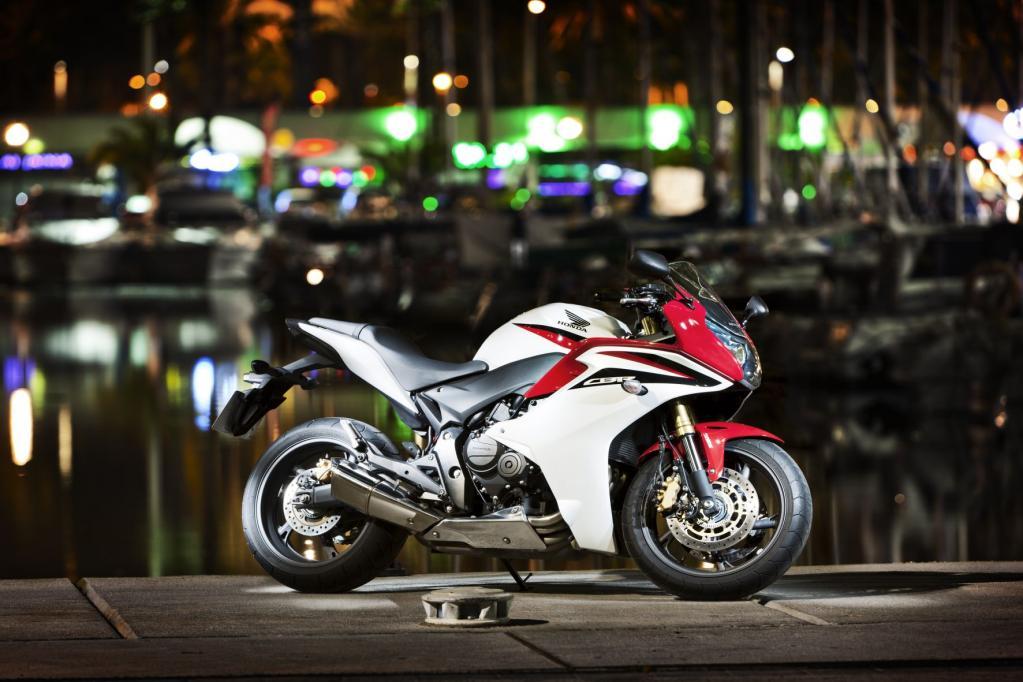 Makellose Dauertestbilanz: Honda CBR600F