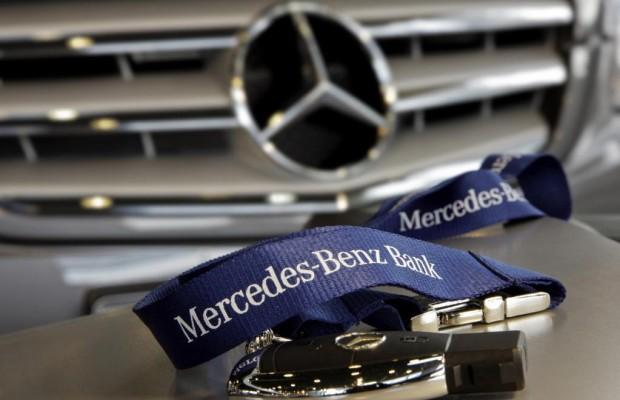 Mercedes: Auszeichnung als bester Finanzdienstleister