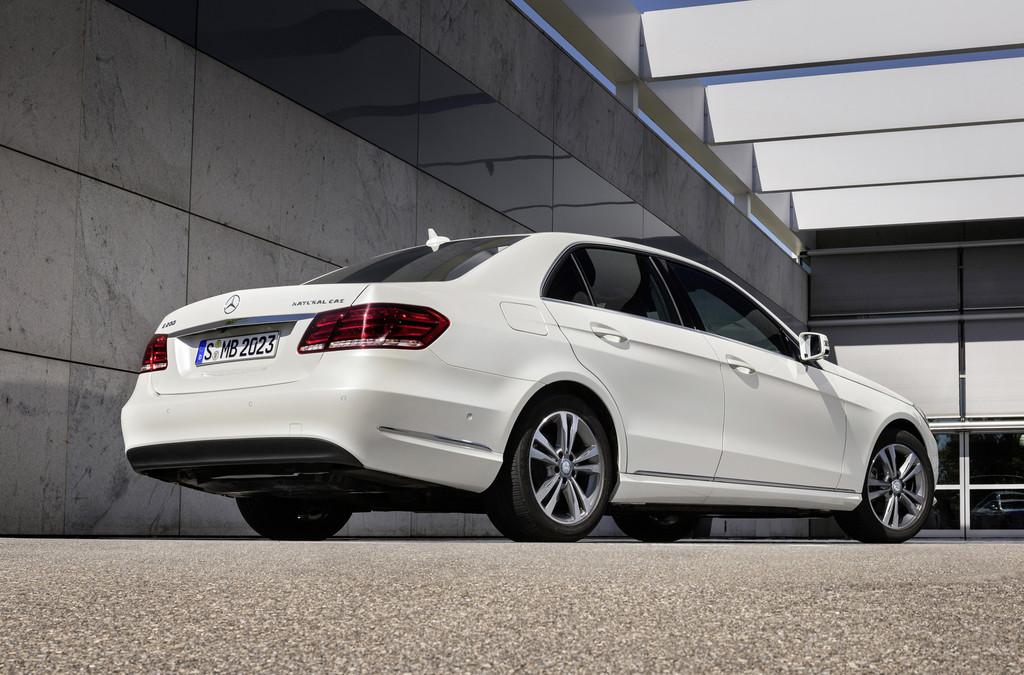 Mercedes-Benz steigert Effizienz der E-Klasse