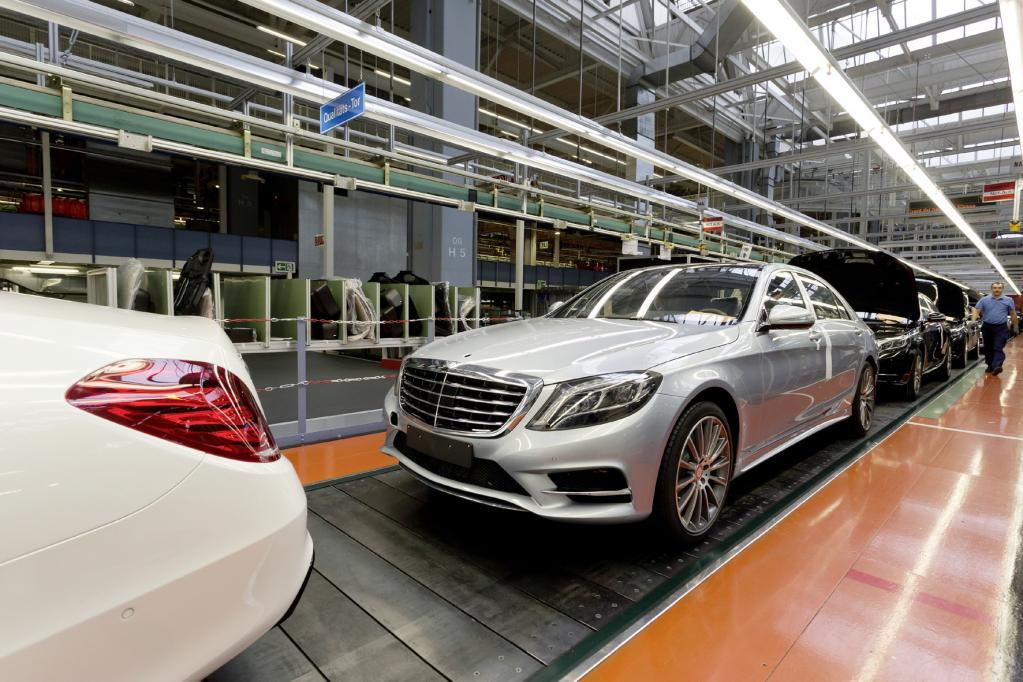 Mercedes-Händler sehen Online-Stores kritisch