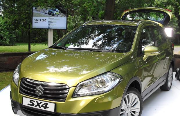Mit eigenem Stil: Suzuki kündigt neuen SX4 noch für September an