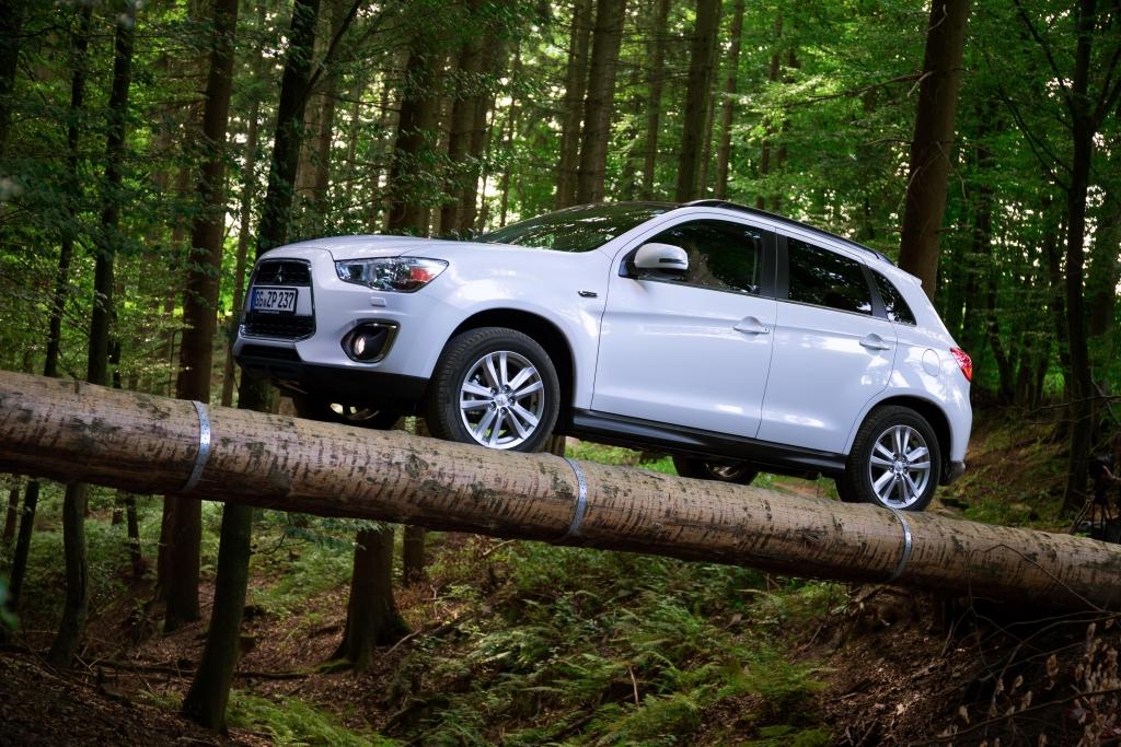 Mitsubishi: Neues Automatikgetriebe Invecs II für Crossover-Modelle, SUV und Pickup