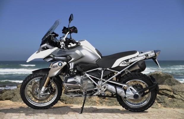 Motorradmarkt im Juli mit Zuwächsen
