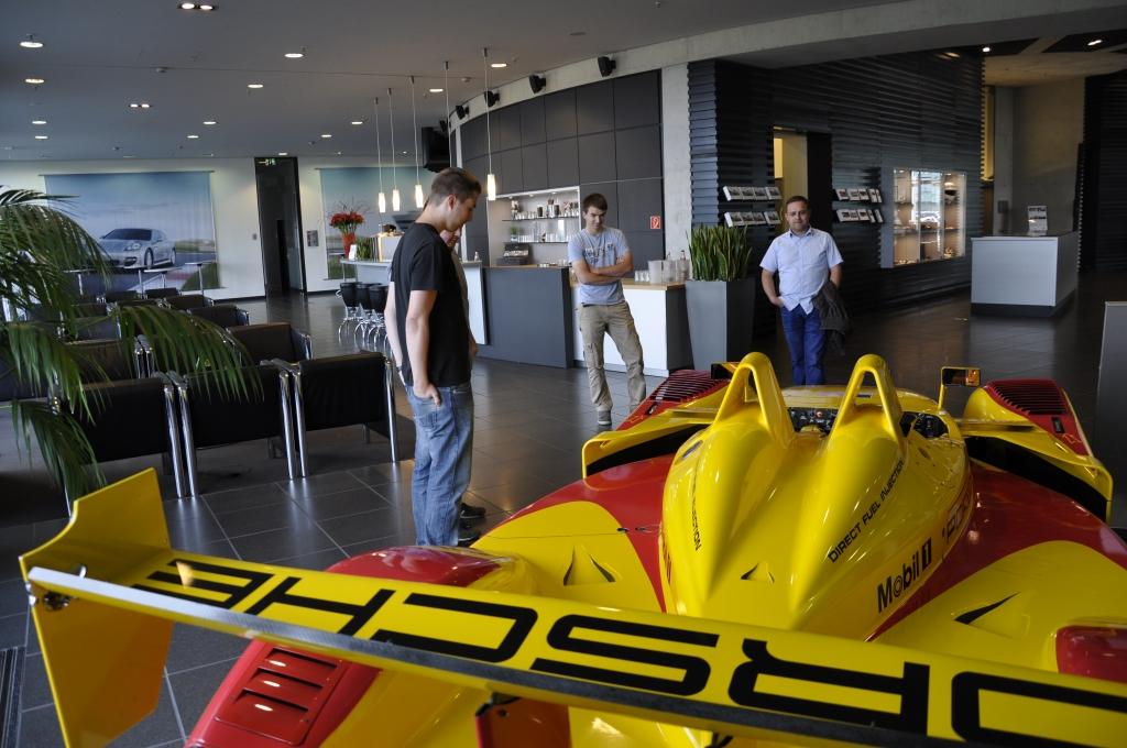Need for Speed Gewinnspiel Sieger erfährt Porsche in Leipzig