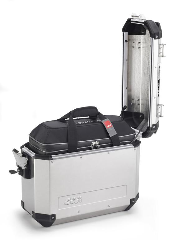 Neuer Alu-Koffer von Givi