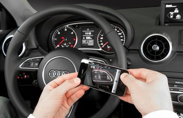 Nie wieder Lesen – Handy-App ersetzt Bedienungsanleitung bei Audi-Modellen