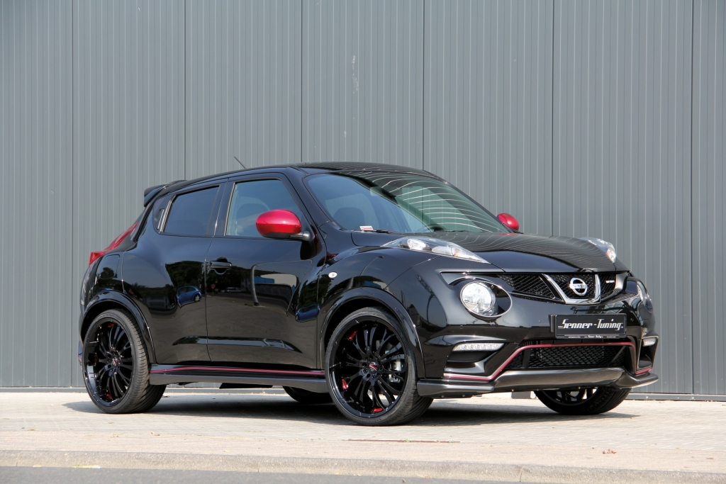 Nissan Juke Nismo Tuning - Sportliche Juke-Box