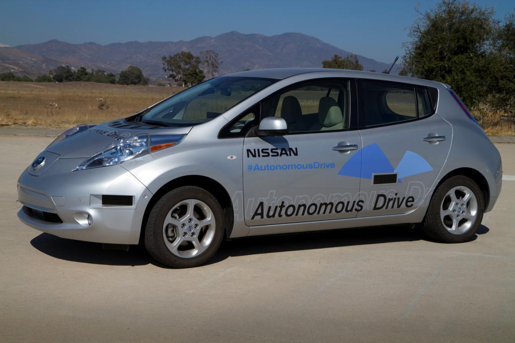 Nissan setzt auf elektronische Co-Piloten